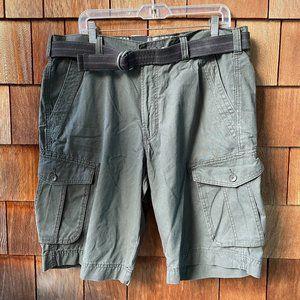 NWT Calvin Klein Ripstop Cargo Shorts - Mens 36